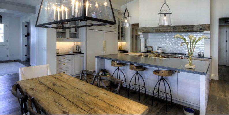 Gothic kitchen style